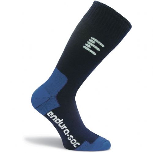 ESOK6 ENDURA-SOC NAVY CALF LENGTH
